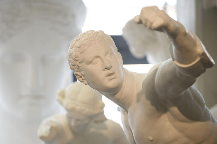 Cast Collection of Ancient Sculptures