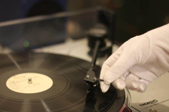 The sound archive comprises about 7,500 recordings.