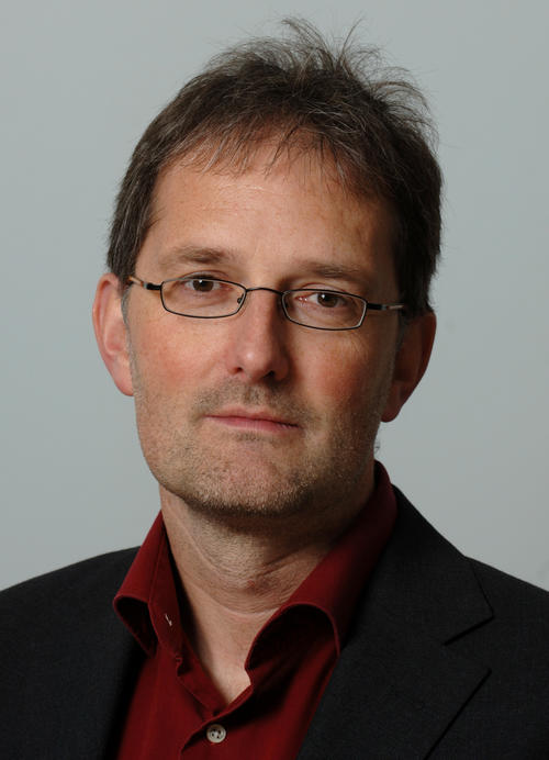 Christof Schütte is a professor in the Department of Mathematics and Computer Science at Freie Universität Berlin, the president of Zuse Institut Berlin (ZIB), and deputy spokesperson for Matheon.