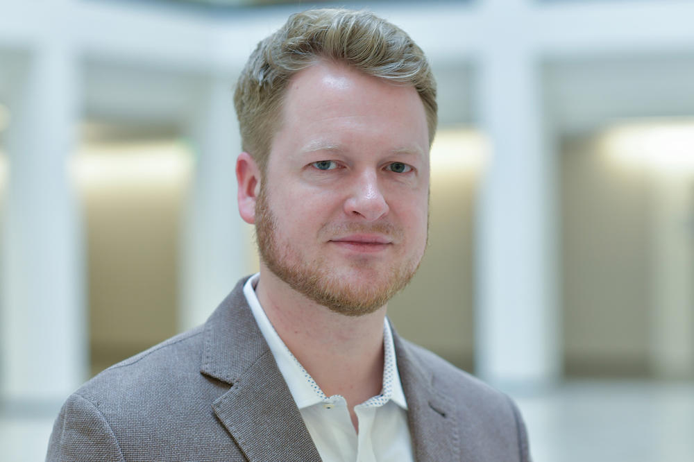 "Stefan Haufe is heading the five-year ""TrueBrainConnect"" research project."