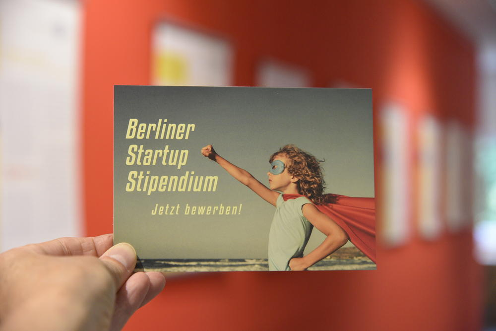 With the Berlin Startup Scholarship, Freie Universität Berlin, Technische Universität Berlin, Charité - Universitätsmedizin Berlin, and Humboldt-Universität zu Berlin have been supporting startups since 2016.