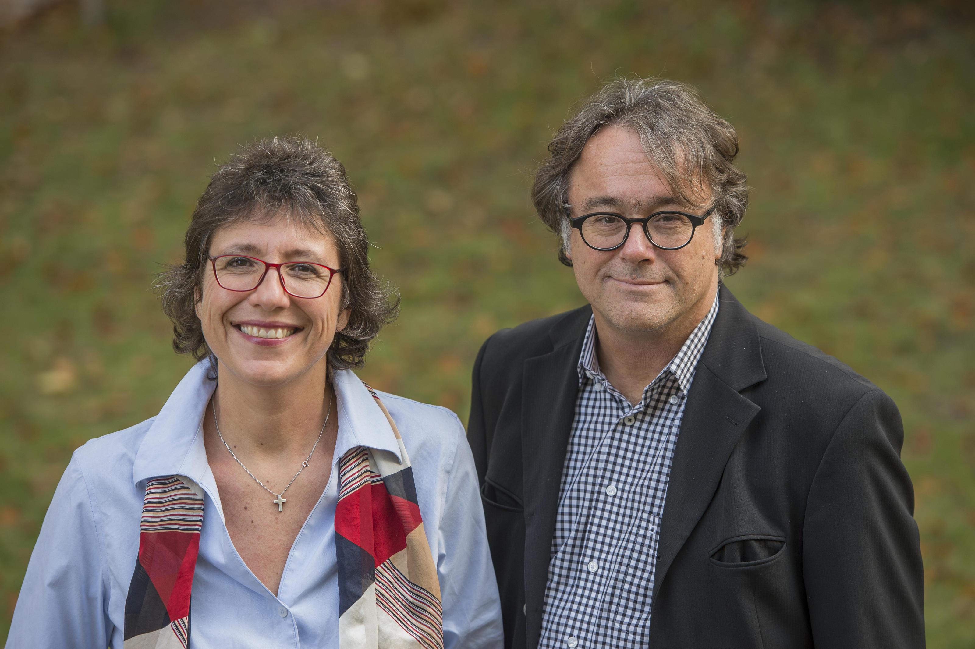 Prof. Dr. Tanja Börzel (Freie Universität Berlin) und Professor Dr. Michael Zürn (Wissenschaftszentrum Berlin) sind Sprecherin und Sprecher des Clusters Contestations of the Liberal Script (SCRIPTS).