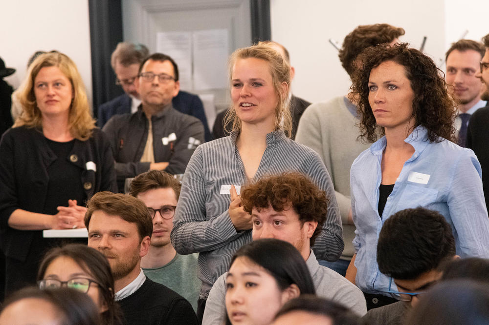 Up to now, 88 Berliner Startup Stipendium grants have been awarded to members of the three major Berlin universities and Charité.  Many company founders benefit from the networking meetings.